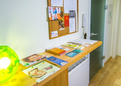 Edith Haidacher, Praxis für Psychotherapie, Supervision & Coaching